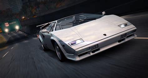 Lamborghini Countach Speed Need For Speed World Lamborghini Countach And Lexus Lfa