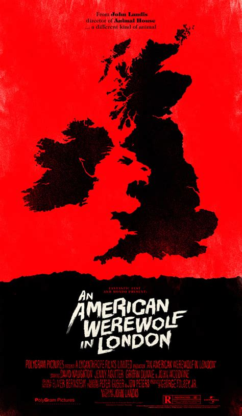 poster design london an american werewolf in london archives home of the