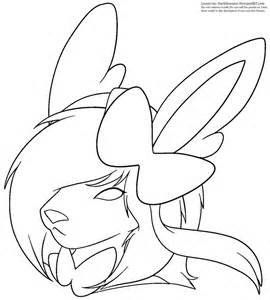how to color lineart sylveon mspaint lineart by darksinnister on