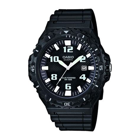 casio mens sports solar powered mrw s300h 1bvef