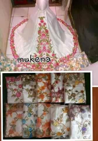 Mukena Katun Silky 29 miftah shop distributor supplier tangan pertama baju