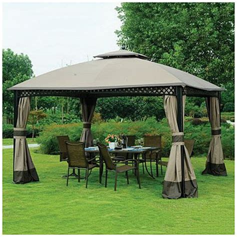 wilson fisher 174 10 x 12 windsor dome gazebo at big lots