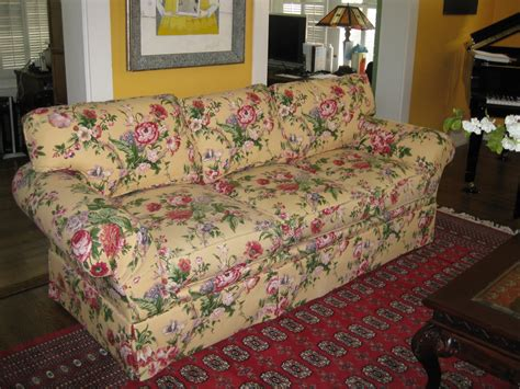 floral couch covers custom couch covers displaying insanely gorgeous details