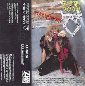 Cd Twisted Stay Hungry twisted stay hungry cassette album at discogs
