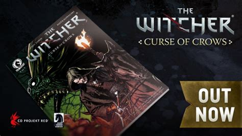 the witcher volume 3 curse of crows the witcher 3 hunt official website