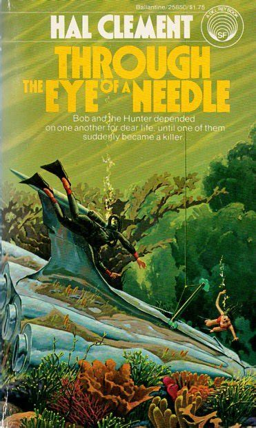 Eye Of The Needle Novel Fiksi needle and through the eye of a needle by hal clement