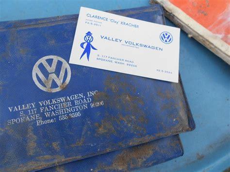 business cards spokane thesamba valley volkswagen spokane washington
