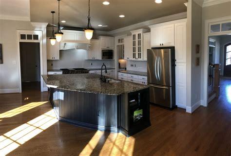 dover white kitchen transformation  cabinet girls