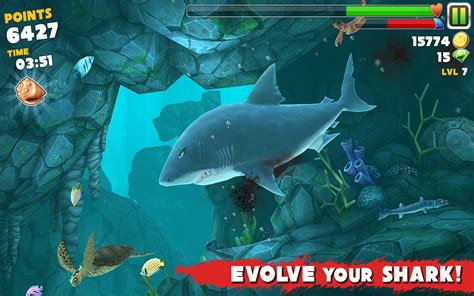 download game android hungry shark mod hungry shark evolution v2 7 2 mod apk data download game