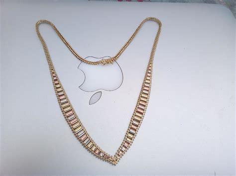 cadena de oro puro precio gargantilla de oro puro collar 14k no moneda anillo regalo