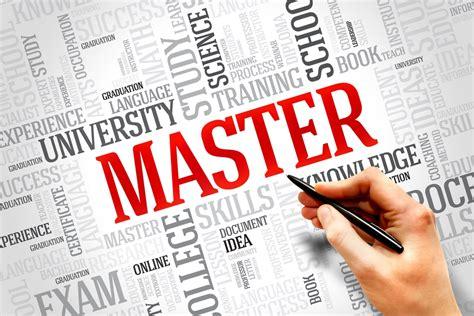 Master A 1 2 End Quiero Hacer Un M 225 Ster Consejos Para Elegir El Mejor