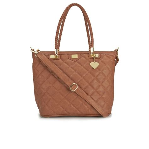 Marc Inspired Gemtastic Shopper At Accessorize by Marc B Hudson Noveau Quilted Shopper