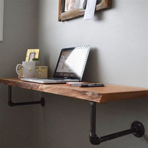 Mounted Computer Desk 25 Best Ideas About Wall Mounted Desk On Pinterest Wall Mounted Computer Desk Wall Mounted