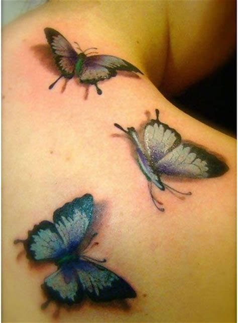 3d tattoo images 10 gorgeous butterfly designs best 3d tattoos