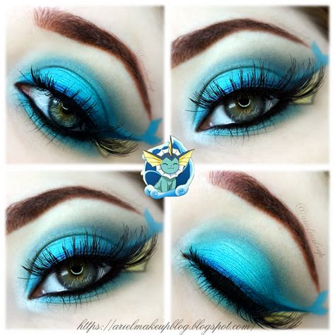 Eyeshadow Jbs ariel make up make up with a princess touch