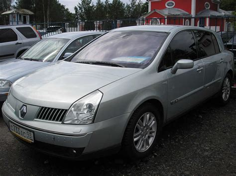 2003 renault vel satis pictures 3 5l ff automatic for sale
