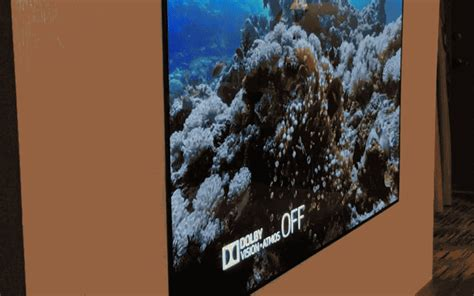 gif wallpaper lg lg s w7 wallpaper oled tv is jaw droppingly thin