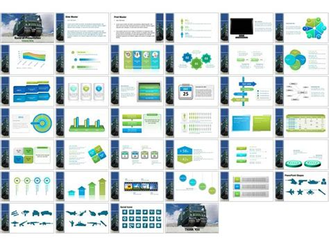 vehicle layout ppt modern military vehicle powerpoint templates modern