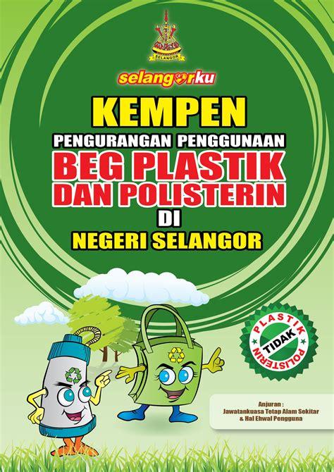 Kertas Poster selangorku kekal hijau together keeping selangorku green