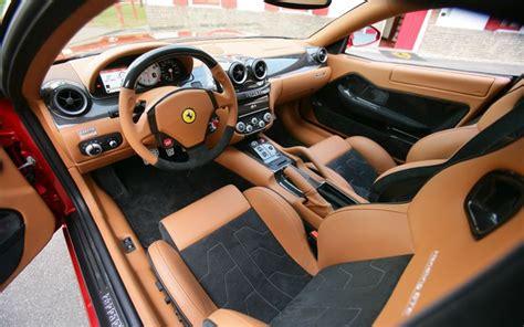 599 gtb fiorano interior modern cars 2011 interior design