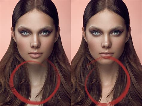 before vs after colour correction i did on my client tutorial a simple technique for matching tones and