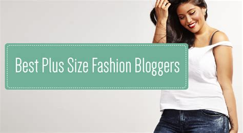10 Plus Size Fashion Blogs by The Ten Plus Size Fashion Blogs You Need To Read Wunderlabel