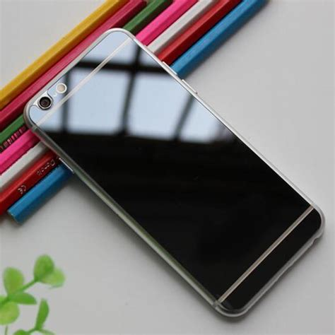 frontback colored mirror tempered glass film screen