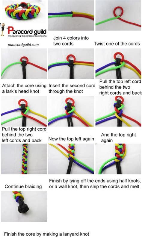 braid paracord bracelet tutorial paracord paracord braids paracord bracelets
