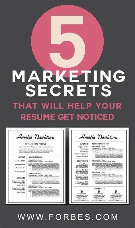 best 20 modern resume template ideas on