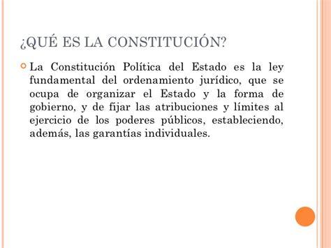 la supremac a de la constituci n y control de la constituci 243 n pol 237 tica de chile