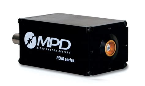 single photon avalanche diode pdm series picoquant
