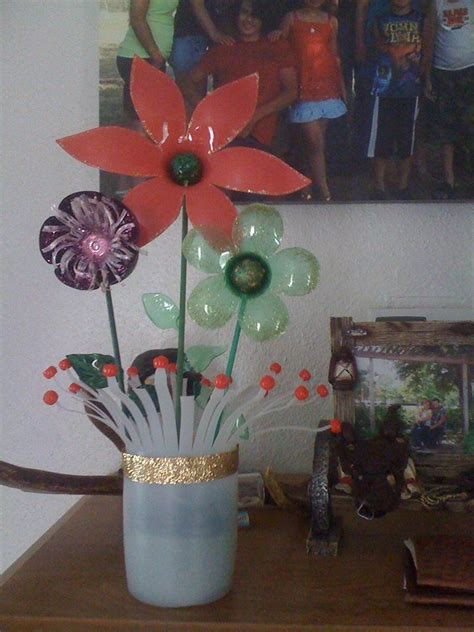 Flower Vase From Plastic Bottle by Pin By Shirley Rodriguez On Crafting Ideas