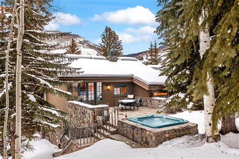 Vail S Finest Ski In Property On Vail Mountain Vail Vail Luxury Home Rentals