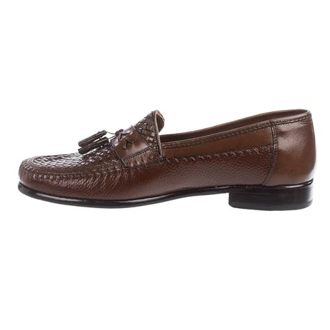 loafers for florsheim swivel weave tassel loafers for save 66