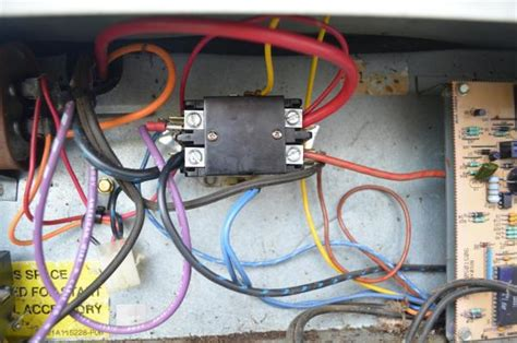 trane xl1200 start capacitor trane xe1200 capacitor wiring 28 images question about replacing capacitor on trane xl 1200