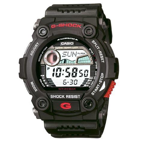 G Shock G7900 2 casio g shock g7900 tide black