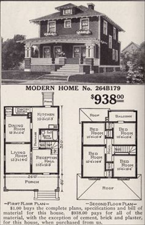 the woodland by sears modern homes 1923 foursquare kit 1000 images about sears kit homes on pinterest kit