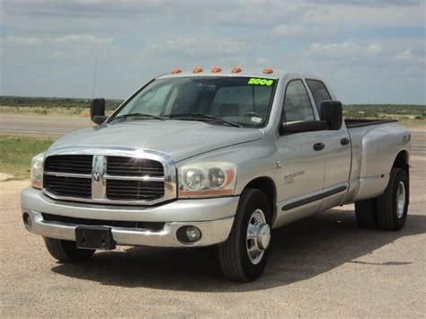2006 dodge ram diesel transmission 2006 dodge ram 3500 dually 5 9l cummins diesel 6 speed