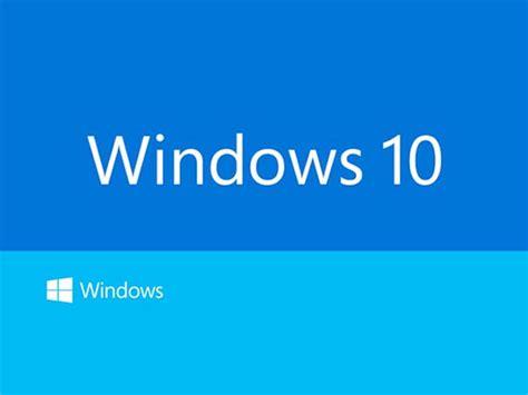 windows 10 con diot windows 10 les mises 224 jour avant tout le monde avec une