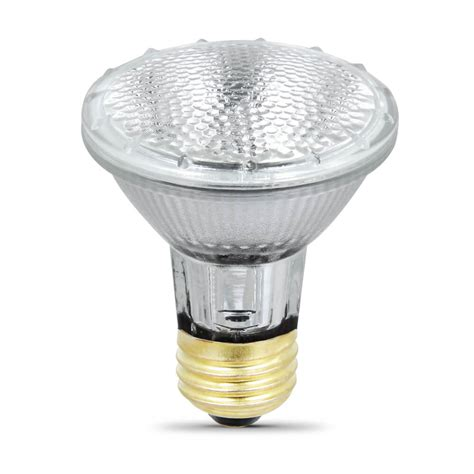 par 20 light 530 lumen energy saving halogen par20 feit electric