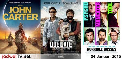 jadwal film dan sepakbola 4 april 2013 jadwal tv jadwal film dan sepakbola 4 januari 2015 jadwal tv