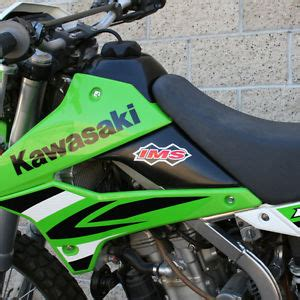 Klr650 Fuel System Ims Oversized 6 6 Gallon Fuel Gas Tank Kawasaki