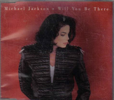 Will You Be There michael jackson will you be there cd maxi single ebay