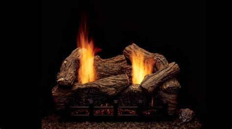 gas fireplace logs vent free vent free gas logs