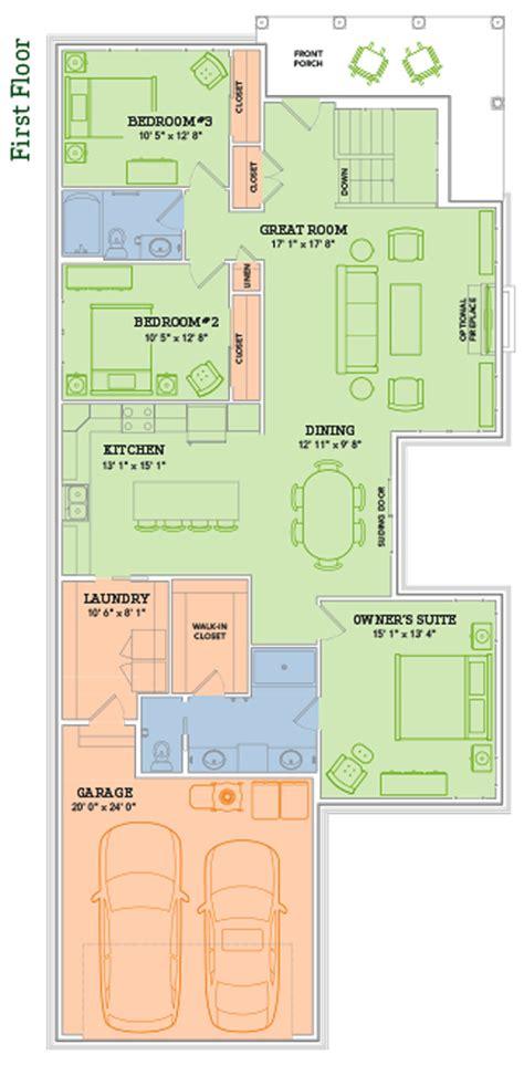 veridian homes floor plans the oscar home plan veridian homes