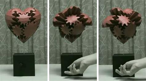 How To Make Paper Gears - gear s by haruki nakamura papercraft slashgear