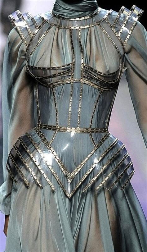 jean paul gaultier for christian dior haute couture details modeartemodearte