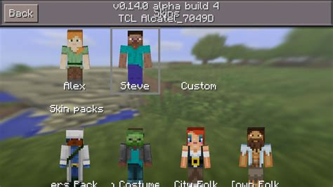 minecraft apk 9 0 minecraft pocket edition apk v0 14 3 b781140301 v0 14 0 alpha build 4 mod no damage all