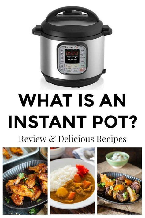 instant review what is an instant pot quot review delicious recipes recipes