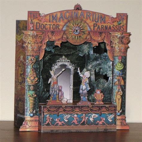 Papercraft Props - more prop papercraft all
